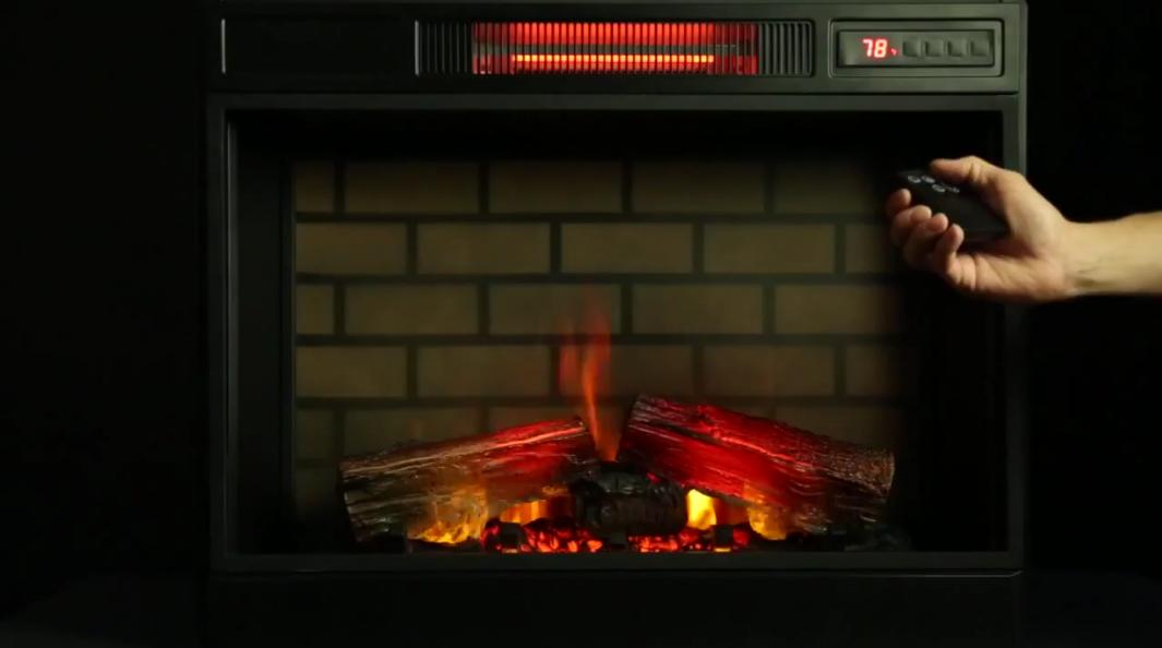 Efekt płomienia 3D