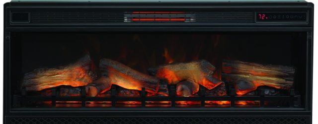 Wkład kominkowy 42 cale 3D infrared
